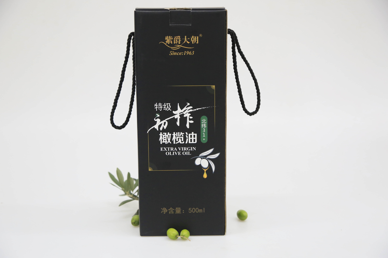 特级初榨橄榄油单品礼盒装